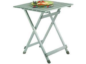 Ming's Mark Easy Fold Aluminum Square Table TA-8120
