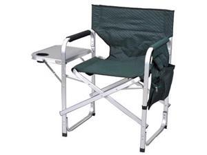 Ming's Mark Director's Chair, w/ Side Table, Green SL-1204-GRN