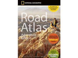 National Geographic Adventure Edition Atlas RD00620166