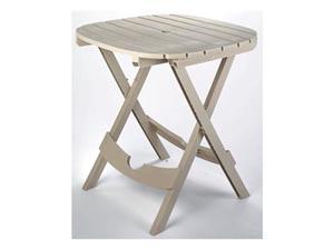 Adams Quik-Fold Cafe Table Desert Clay 8550-23-3731