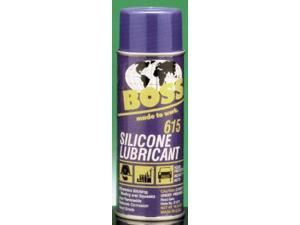 Accumetric Silicone Spray Lubricant Boss 615 61512