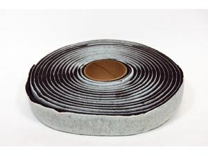 "Elixir Industries Putty Tape Black 3/16"" X 1"" X 20' 16-5450"