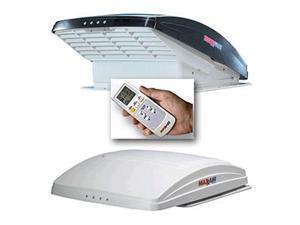 MaxxAir Maxxfan Keypad, White W/remote 00-07000K
