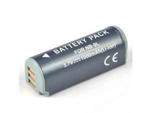 NB-9L Camcorder Battery for Canon PowerShot Digital ELPH 510 HS 520 HS 530 HS