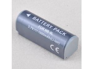2 NB-9L Camcorder Battery for Canon PowerShot Digital ELPH 510 HS 520 HS 530 HS IXUS 1100 HS