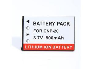 2x Battery+Charger NP-20 for Casio Exilim EX-Z60 EX-Z70 EX-Z75 EX-Z77 S770 S880