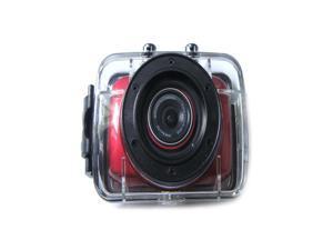 HD Sport Action Helmet Camera Outdoor Mini DV Waterproof Drive Record 1280*720