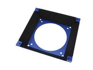 Akust Aluminum 80mm & 92mm to 120mm Case Fan Adapter Blue