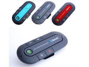 Bluetooth V3.0 handsfree speakerphone Bluetooth car kit with powerful speaker