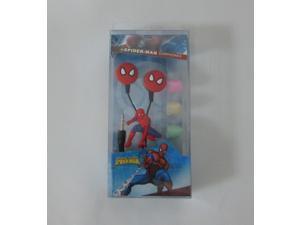 Creative Cartoon Spider Man Multipurpose Earphone Headphone Earbud