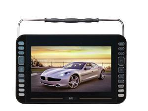 "10.1"" Bluetooth Multimedia Player DVD Player with TV FM AV IN/Out Function Play Movie from Disc & USB/TF Card Port"