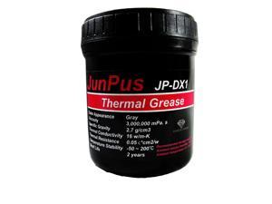 JunPus Nano Diamond Thermal Grease JP-DX1 ,Overclocking Thermal Compound , Best Thermal paste (1KG)