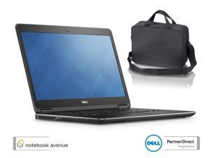 """Dell Latitude Ultrabook, 14 7000 Series, E7440 Intel Core, i5 4310U (2.0GHz) 8GB 256GB Solid State Drive SSD, 14"""" HD BT, Webcam, Win 8.1 Pro, 3 Year Dell WRTY"""