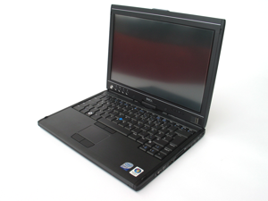 "DELL Latitude XT Touch, Intel Core 2 Duo U7700, Tablet PC, 3GB / 80GB, 12.1"" WXGA, Touchscreen, BT, FPR, Win Vista Business 32 Bit"