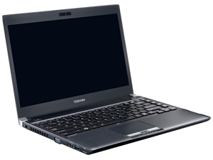 "Toshiba Portege R930 Notebook - Intel i5 3320 2.60GHz, 4G 320G, 13.3"" HD DVDRW vPro Webcam Bluetooth, Finger Print Reader, Win 7 Pro 64Bit"