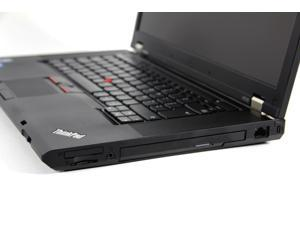 Lenovo ThinkPad W530 i7 3520M (2.90GHz) 8GB 750GB 15.6 HD+ (1600x900) Webcam DVDRW Bluetooth NVIDIA Quadro K1000M Windows 7 Pro 64 Bit Workstation