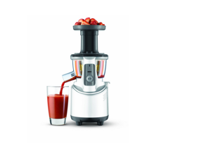 澳洲Breville精品家電 BJS600XL Fountain Crush Masticating 蔬果慢磨機/果汁機