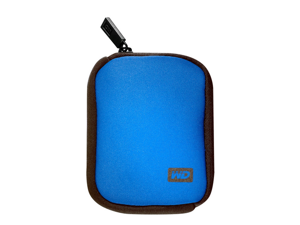 WD My Passport Carrying Case - Blue