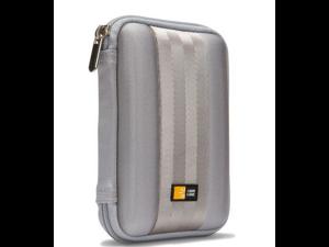 Case Logic Portable EVA Hard Drive Case QHDC-101 - Gray