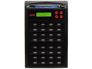 Systor 1 to 31 USB Thumb Drive Duplicator / Multi Flash Memory USB Card Stick Drive Copier
