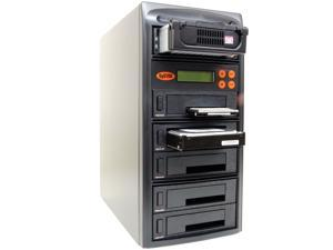Systor 1:5 HDD Duplicator/Sanitizer SATA/IDE Combo Hard Drive SSD Copy/Erase