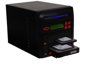 "Systor 1 to 1 SATA 2.5""&3.5"" Dual Port/Hot Swap Hard Disk Drive(HDD/SSD)Duplicator/Sanitizer"