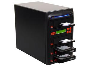 "Systor High Speed 1:3 Wipe Hard Drive Sanitizer Duplicator 2.5""&3.5"" Dual Port HDD SSD Clean/Clone(150mb/s)"