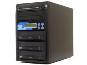 Produplicator 1-3 Target Blu-ray BDXL BD CD DVD Copier Duplicator 14x SATA Blu ray Burner