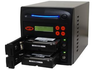 Systor 1:1 SATA Hard Disk Drive (HDD/SSD) Duplicator/Sanitizer - High Speed(150mb/sec)