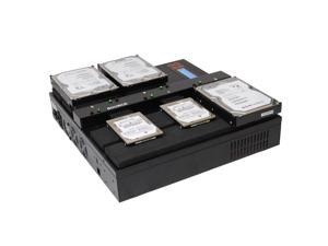 Systor Flatbed Type 1:4 Solid State/Hard Drive Duplicator Wipe HDD/SSD Clone/Sanitizer Copier (150MB/sec)