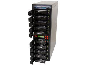Systor 1:9 SATA Hard Disk Drive (HDD/SSD) Duplicator/Sanitizer - High Speed(150mb/sec)