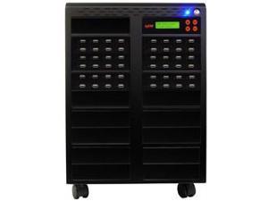 Systor 1:47 High Speed External USB Hard Drive & USB Flash Memory Card Duplicator Copier Tower