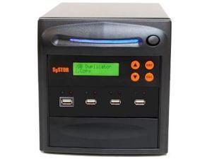 1 to 3 Multiple USB Thumb Drive Duplicator / USB Flash Card Copier