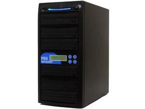 Produplicator 1 to 5 SATA CD DVD Duplicator 24X Burner Copier Tower