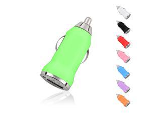 Universal USB Color Car Charger Adapter For Apple iPod iPhone 3GS 4S 5 Galaxy S2 S3