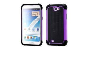 New Heavy Duty Rugged Hybrid Back Cover Hard Case For Samsung Galaxy Note 2 N7100