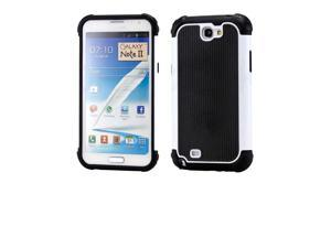New Heavy Duty Rugged Hybrid Back Cover Hard Case For Samsung Galaxy Note 2 N7104