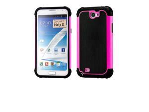 New Heavy Duty Rugged Hybrid Back Cover Hard Case For Samsung Galaxy Note 2 N7106