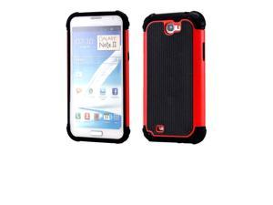 New Heavy Duty Rugged Hybrid Back Cover Hard Case For Samsung Galaxy Note 2 N7107