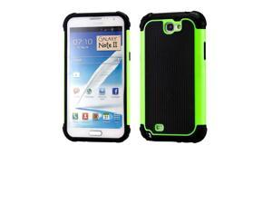 New Heavy Duty Rugged Hybrid Back Cover Hard Case For Samsung Galaxy Note 2 N7108