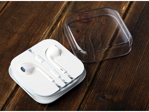 Earphone headset earbud remote 3.5mm perfect sound universal for iPhone 5 5c 5s 4  iPad MP4 MP3