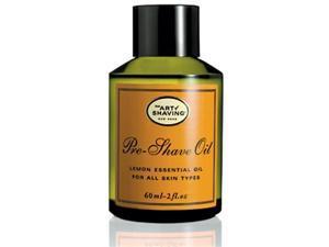 Pre- Shave Oil - Lemon - 2 oz Oil