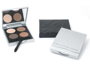 Youngblood Pressed Mineral Eyeshadow Quad - yb52-Timeless