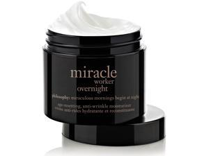 Philosophy Miracle Worker Overnight Age-Resetting, Anti-Wrinkle Moisturizer