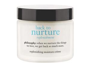Philosophy Back To Nurture Replenishing Moisture Creme