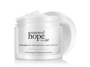 Philosophy Renewed Hope In A Jar Refreshing And Refining Moisturizer