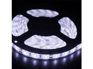 SUPERNIGHT 5M 16.4ft 5630 300Led SMD Cool White Light Strip Flexible Strip Led Light non-waterproof Super Bright DC 12V