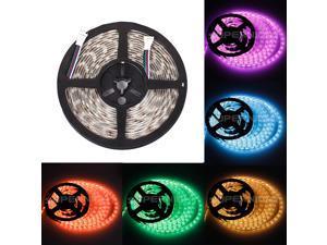 SuperNight® 4 Colors in 1 LED RGBWW RGB+Warm White DC24V 5M 300leds SMD 5050 60Leds/M LED Strip Light Waterproof