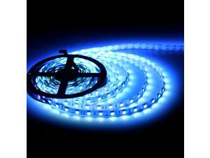 SuperNight® 300 LEDs 5M 5050 SMD RGB (Red Green Blue) Color changing Light Strip Flexible Non-waterproof Lamp + 44 Key Remote Controller