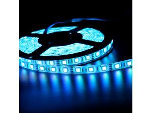 SuperNight 5M 5050 SMD 300 LEDs RGB Light Strip Flexible waterproof Lamp color change and 44 Key IR Remote